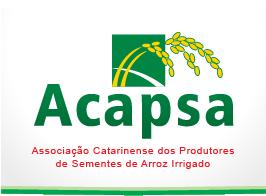 Acapsa - Associação dos Produtores de Sementes de Arroz Irrigado